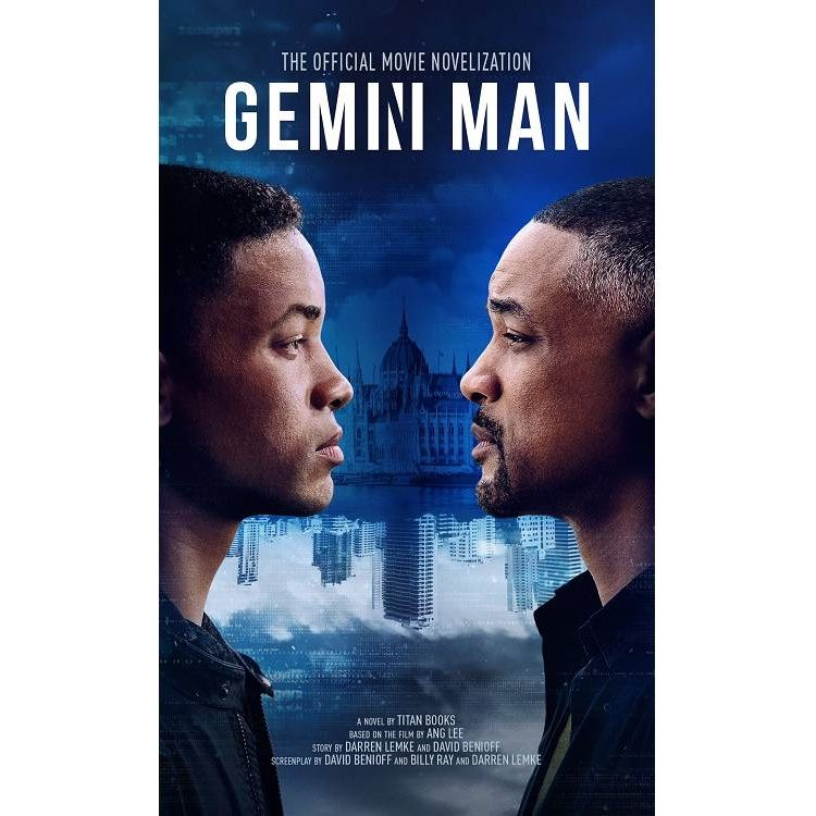 Gemini Man: The Official Movie Novelization雙子殺手官方電影小說