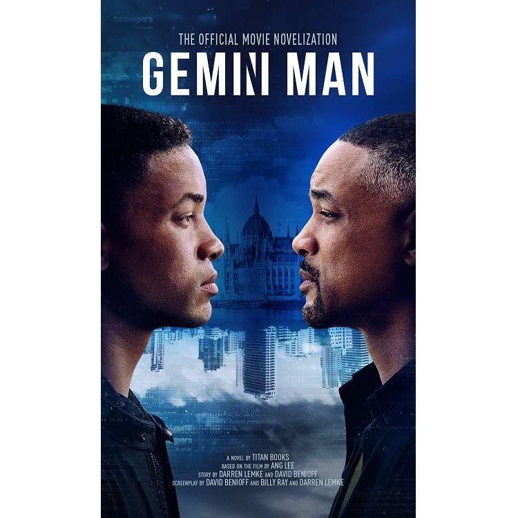 Gemini Man: The Official Movie Novelization雙子殺手官方電影小說