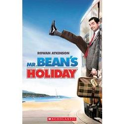 Mr. Beans Holiday with CD (Scholastic ELT Readers Level 1) 豆豆假期