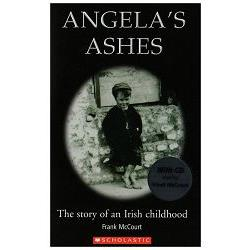 Angela's Ashes with CD (Scholastic ELT Readers Level 3) 安琪拉的灰燼
