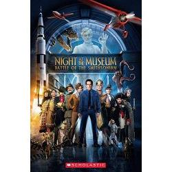 Night at the Museum: Battle of  Battle of the Smithsonian with CD博物館驚魂夜 2:史密森尼之戰