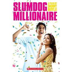 Slumdog Millionaire with CD(Scholastic ELT Readers Level 4) 貧民百萬富翁&nbsp
