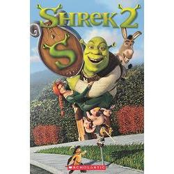 Scholastic Popcorn Readers Level 2: Shrek 2 with CD