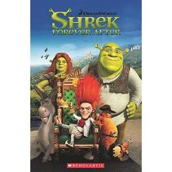 Scholastic Popcorn Readers Level 3: Shrek Forever After with CD