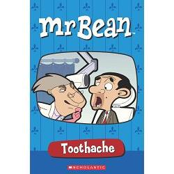 Scholastic Popcorn Readers Level 2: Mr Bean: Toothache with CD