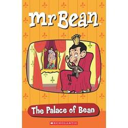 Scholastic Popcorn Readers Level 3: Mr Bean: The Palace of Bean with CD