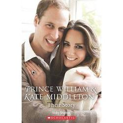 Scholastic ELT Readers Level 2: Prince William & Kate Middleton with CD 威廉王子與凱特