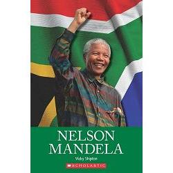 Scholastic ELT Readers Level 2: Nelson Mandela with CD 尼爾森‧曼德拉