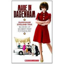Scholastic ELT Readers Level 3: Made in Dagenham with CD 鐵娘IN工廠