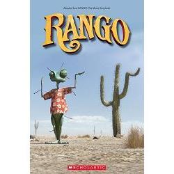 Scholastic Popcorn Readers Level 2: Rango with CD