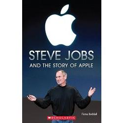 Steve Jobs with CD (Scholastic ELT Readers Level 3)賈伯斯傳
