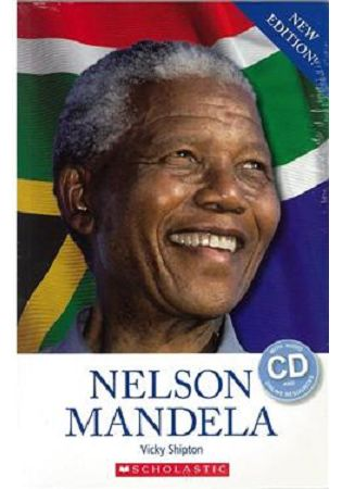 Scholastic ELT Readers Level 2: Nelson Mandela with CD (Revised Edition)尼爾森‧曼德拉(新版)
