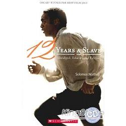 12 Years as a Slave with CD (Scholastic ELT Readers Level 3) 自由之心(有聲閱讀)