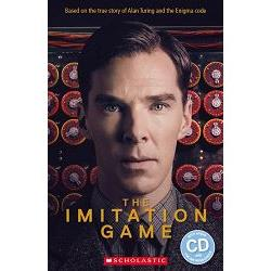 Scholastic ELT Readers Level 3: The Imitation Game with CD 模仿遊戲