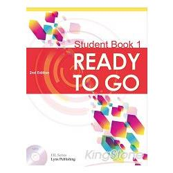 Ready to Go Student Book 1 2/e (with MP3)