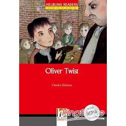 Oliver Twist with MP3 (Helbling Readers Red Series Level 3)