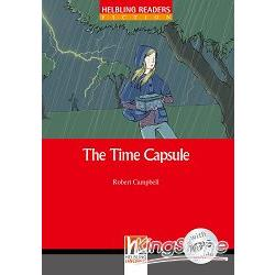 The Time Capsule with MP3 (Helbling Readers Red Series Level 2)