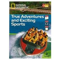 True Adventures and Exciting Sport with DVD 挑戰陸海空