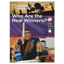 Who Are The Real Winners? with DVD 真正的第一名