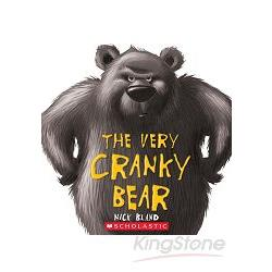 THE VERY CRANKY BEAR (BOOK + AUDIO CD SET)