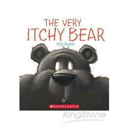 The Very Itchy Bear (Book + Audio CD)