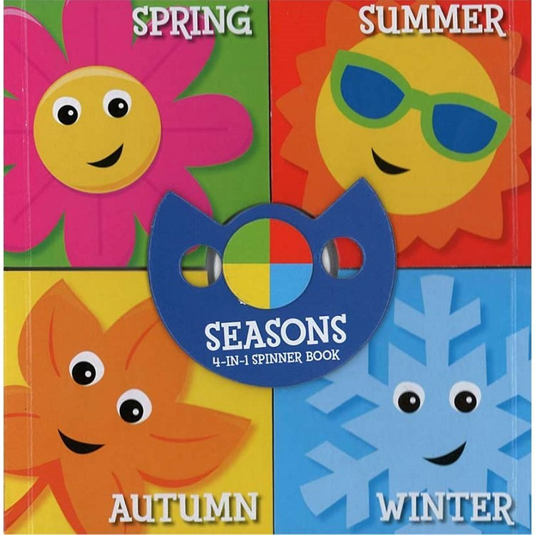 FOUR-IN-ONE: SEASONS