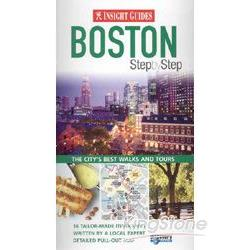Insight Guides Boston Step by Step