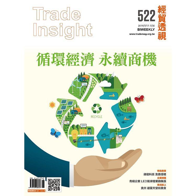 經貿透視2019第522期