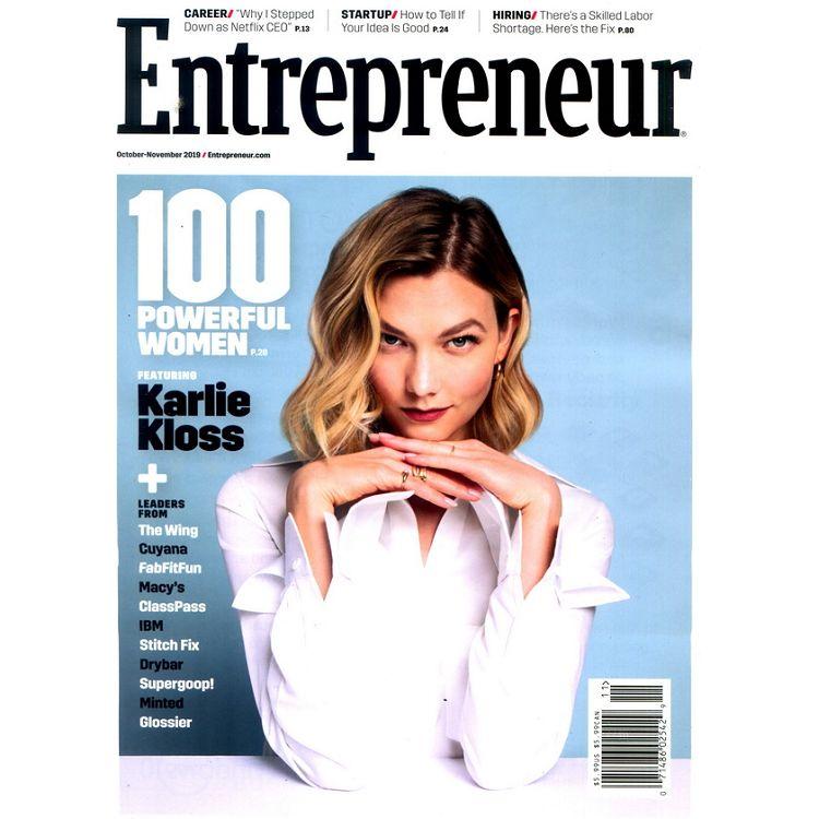 Entrepreneur 10-11月號_2019