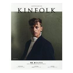 KINFOLK 日文版 Vol.15-工作與創業家特集