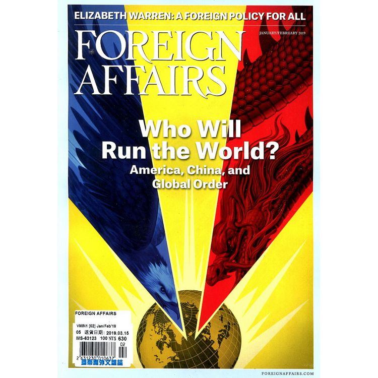 FOREIGN AFFAIRS 1-2月號 2019