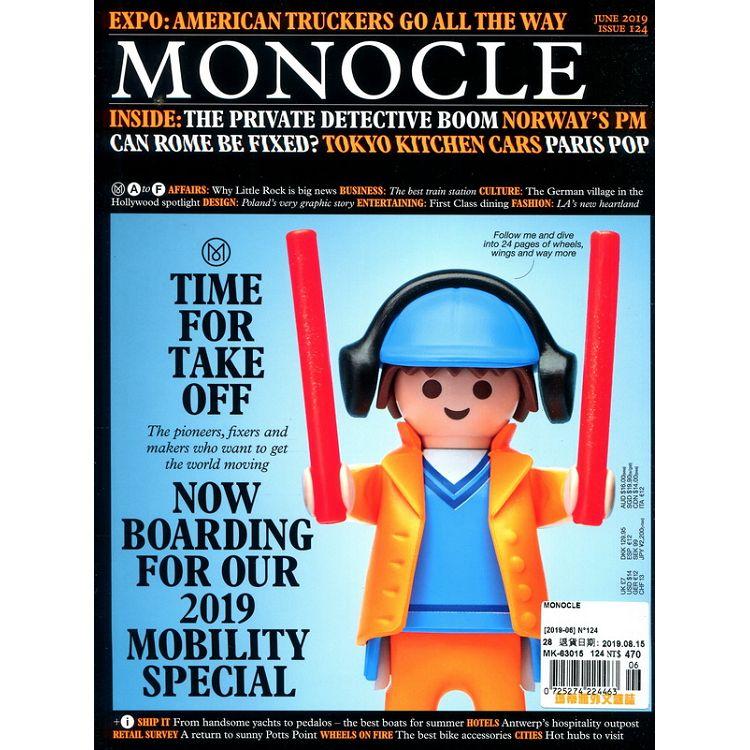 MONOCLE 第124期 6月號_2019