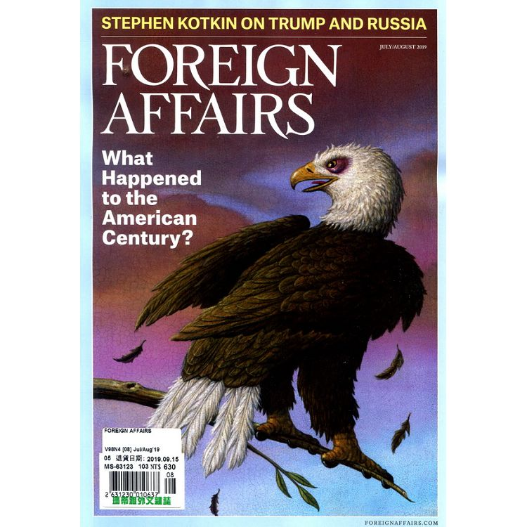 FOREIGN AFFAIRS 7-8月號_2019