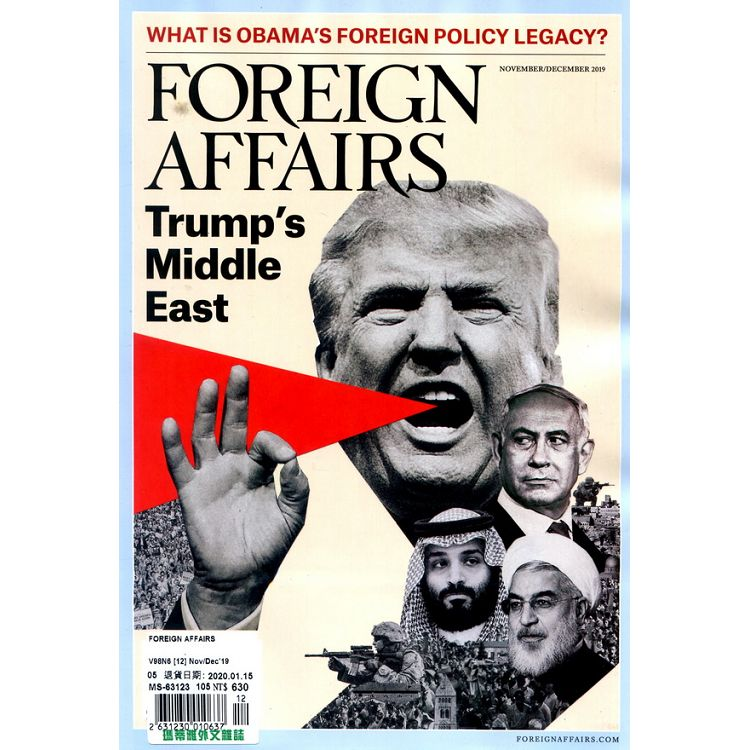 FOREIGN AFFAIRS 11-12月號_2019