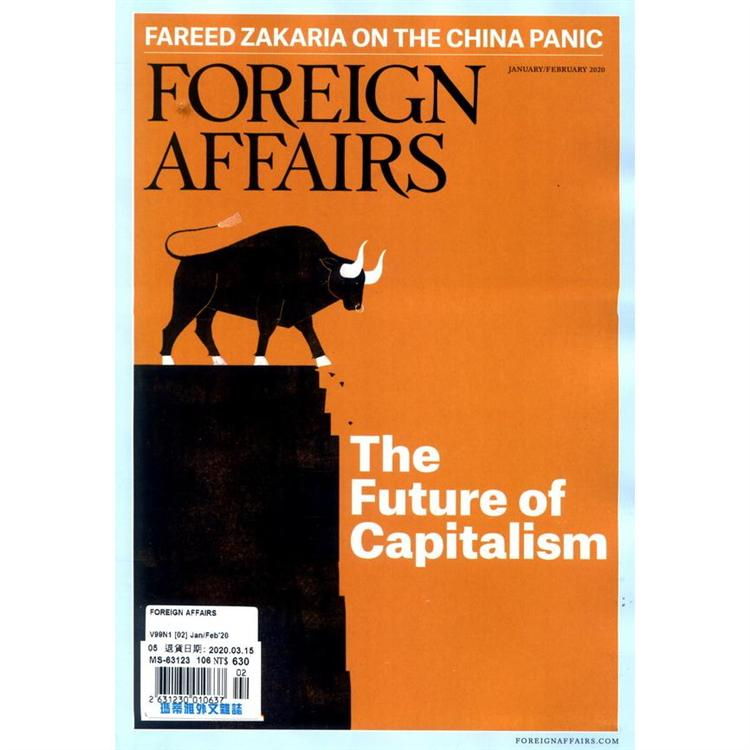 FOREIGN AFFAIRS 1-2月號_2020