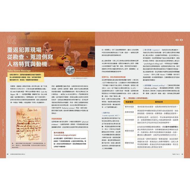 科學月刊11月2019第599期