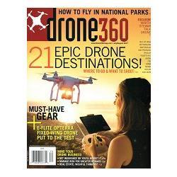drone 360 Vol.2 No.4 7-8月號 2017