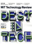MIT Technology Review  BEST IN TECH SPECIAL EDITION 2018