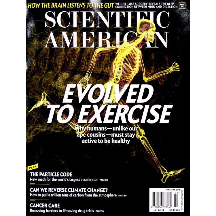 SCIENTIFIC AMERICAN 1月號 2019