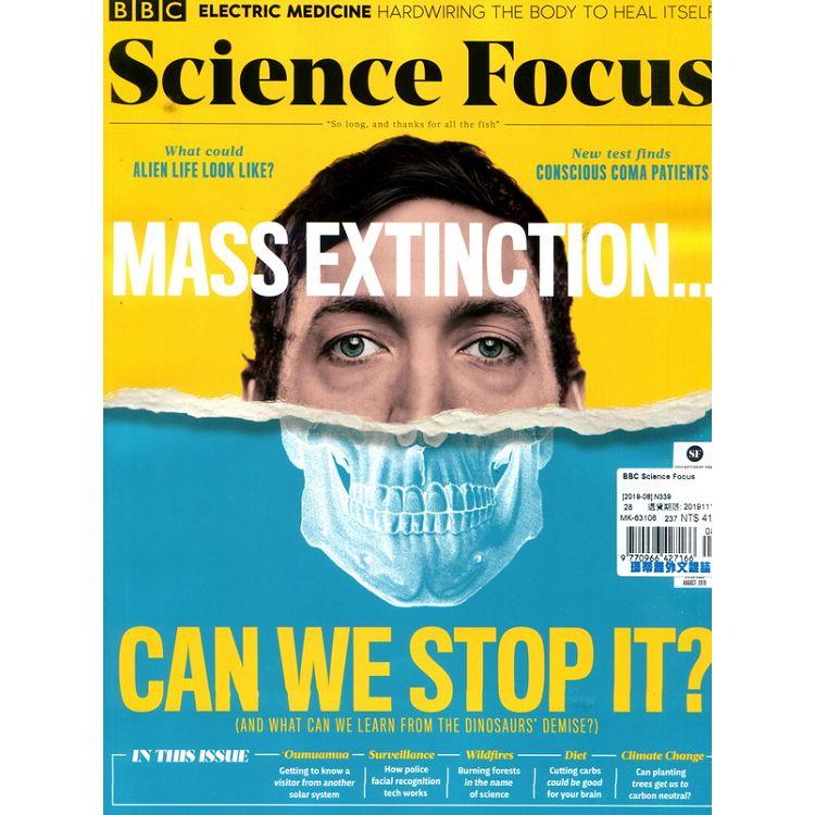 BBC Science Focus 第339期 8月號_2019