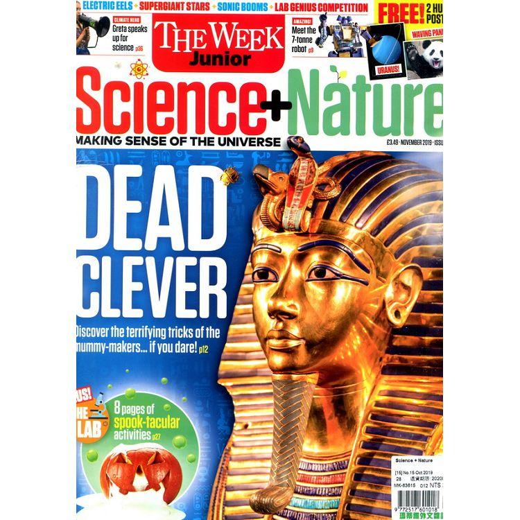 Science + Nature 第15期 10月號_2019