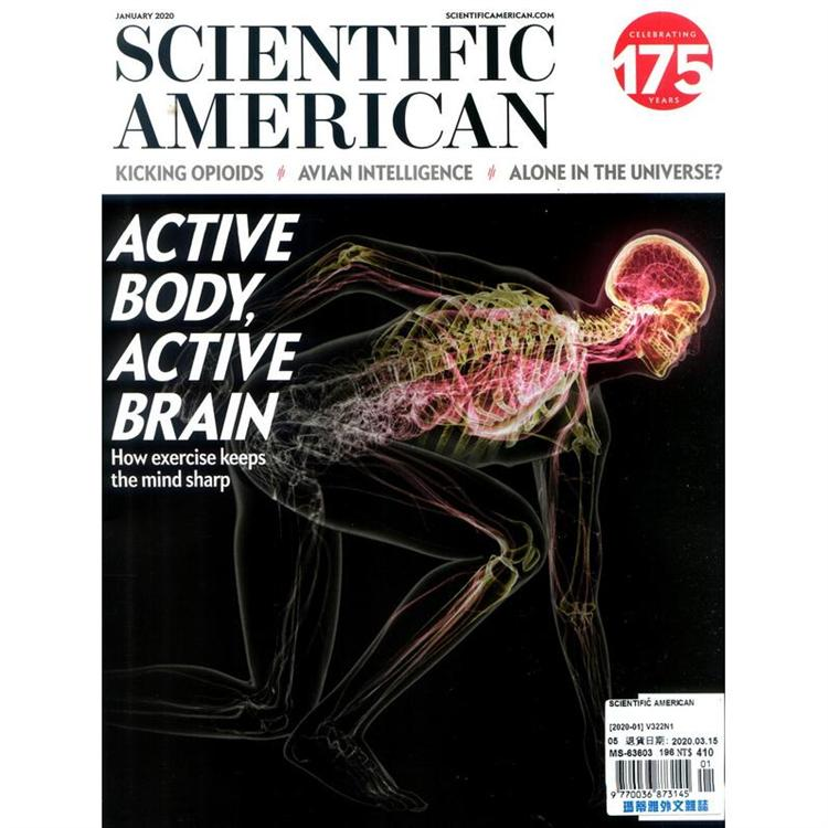 SCIENTIFIC AMERICAN 1月號_2020