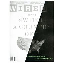 WIRED (US) 7月號 2017