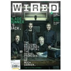 WIRED (US) 10月號 2017