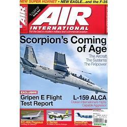 AIR INTERNATIONAL Vol.93 No.5 11月號 2017