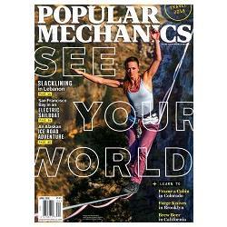 Popular Mechanics 4月號 2018