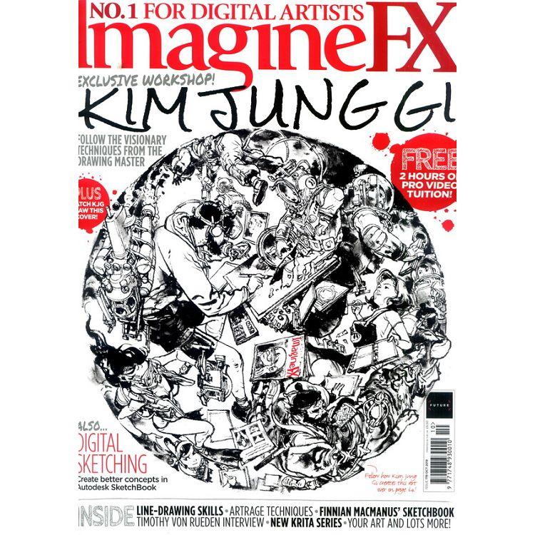 Imagine FX 第178期 10月號_2019