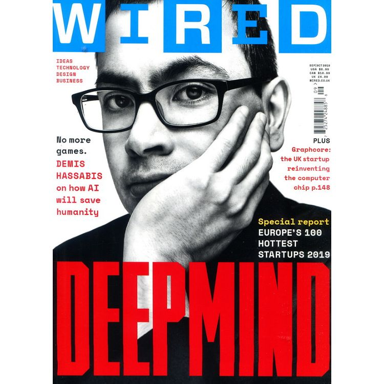 WIRED (UK) 9-10月號_2019