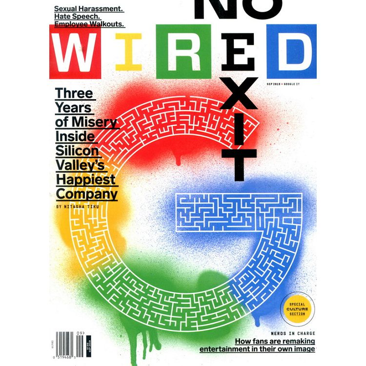 WIRED (US) 9月號_2019