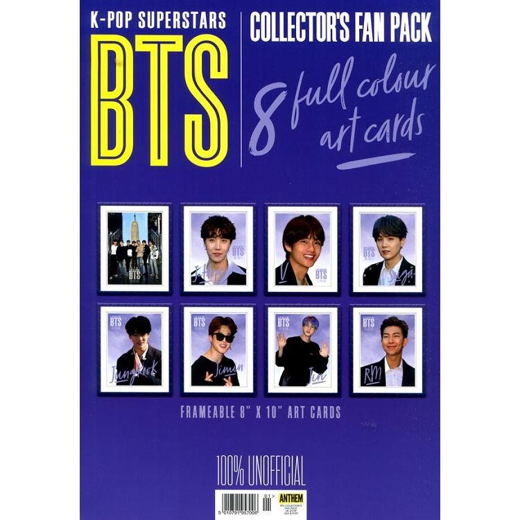 BTS COLLECTOR`S FAN PACK (01)